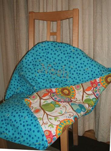 Noah's quilt 2