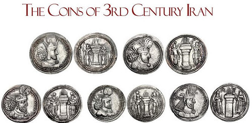 The Coins of 3rd Century Iran