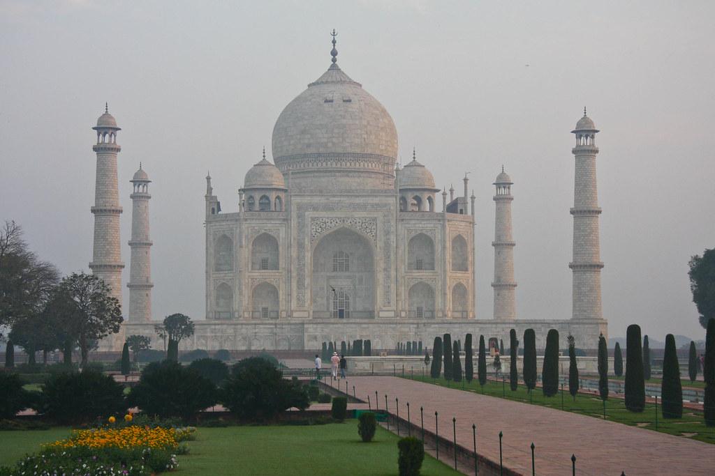Тадж Махал, памятник истории любви
