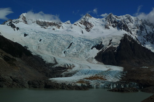Glaciar Grande & Lago Torre - El Chalten, Argentina