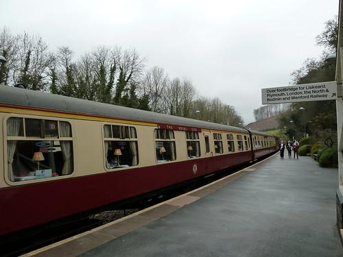Charter train - Danone Express from Train Chartering