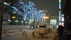 2011.2.10札幌の晩