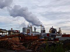 Vaya humos! (Jesus_l) Tags: espaa europa valladolid humos fbrica contaminacin jesusl
