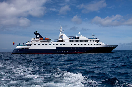OUR BOAT THE CELEBRITY XPEDITION I have been on many cruises (Mr. Rogue has ...