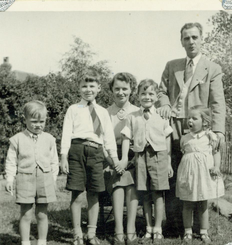Tom McCreath 1951