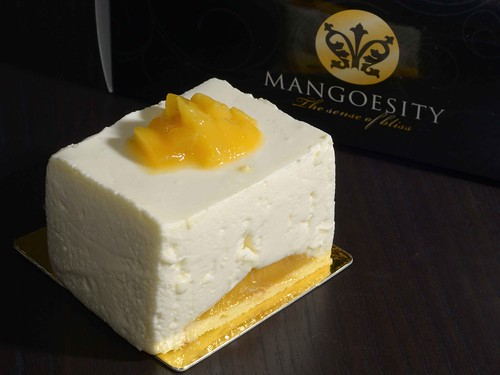 Mango Yogurt Cheesecake - $3.80