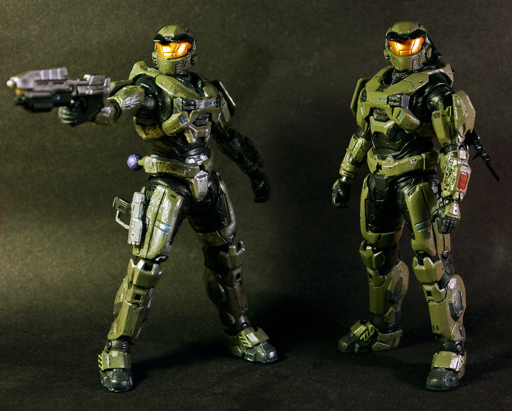 The world 39 s best photos of halo and mkv flickr hive mind - Master chief in halo reach ...