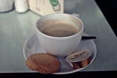 Unwind (zevzevzevzev) Tags: holland cup netherlands coffee amsterdam relax restaurant cafe cookie diner biscuit mug teacup