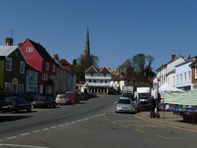 Thaxted Market Square