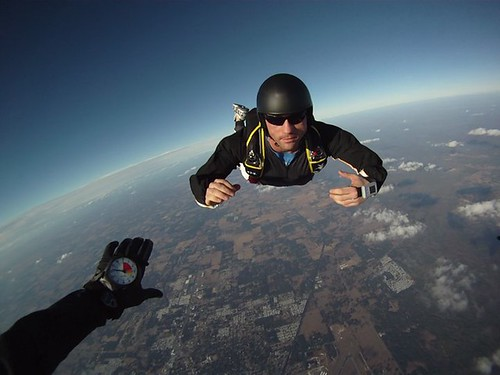 dan keith skydiving