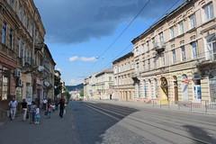 Horodotska street, L'viv (Timon91) Tags: lviv lvov lwow lwów львів львов ukraine ukraina ucraina ukrain oekraïne oekraine ukrzaliznitsia україна украина