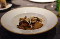 Fungus at Porrue (Iker Merodio | Photography) Tags: onddo mushroom fungus porrue food jatetxe restaurant gastronomy bilbao bizkaia biscay basque country pentax k50 sigma 30mm art