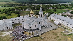 096. The Feast of Saint John, Wonder-worker of Shanghai and San Francisco in Adamovka Village / Свт. Иоанна Шанхайского в Адамовке 02.07.2017