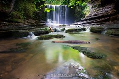 Nant Mill waterfall (AdamTasImages) Tags: gwynedd mbppictures nantmill wrexham wales waterfall landscape adamtasimages adamtas photographer photography chillout river cymru clywedog visitwales adventure walk hiking nature wildlife forest heritage britain