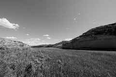 (Sean Gordon) Tags: milkriver alberta canoe canoeing prairie plains grasslands summer