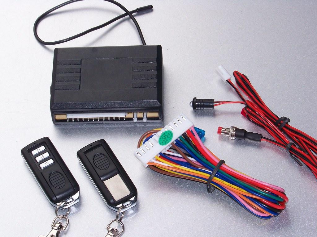 car alarm system TH-010