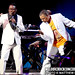 Philip Bailey and Ralph Johnson live with EWF