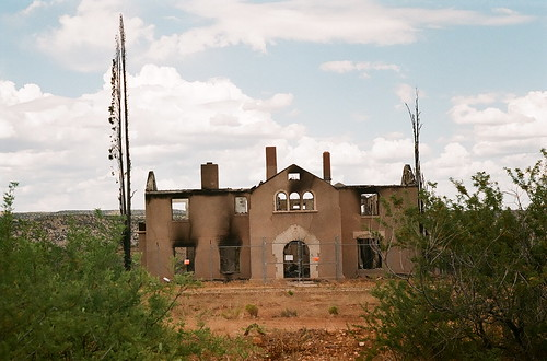 clark mansion- front view -horizontal