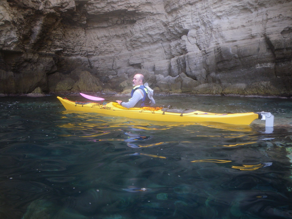 Cabo de Gata en kayak 261