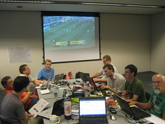 Hacking & world cup