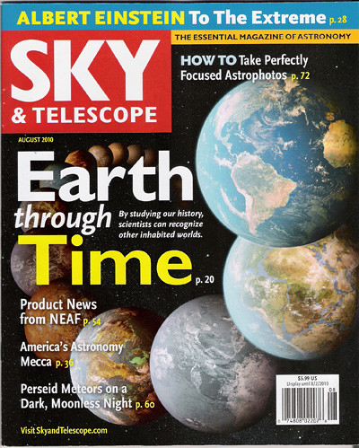 Capa da Sky and Telescope-1