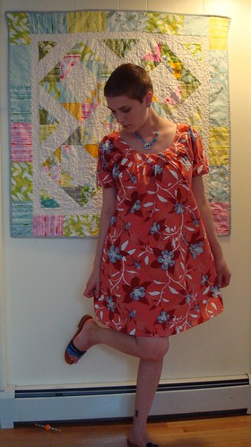 DIY Kathy dress 3