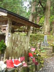 Mt. Koya cemetery