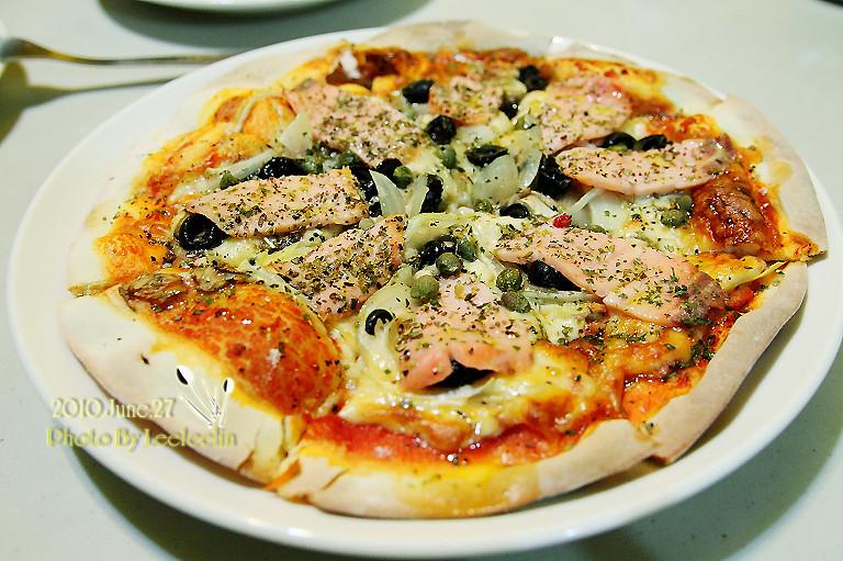 貝里義大利薄餅披薩|三峽手工披薩烤雞翅|三峽北大義大利餐廳