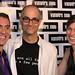 John Colella, Joe Wilson & Reamy Hall at Vampire Mob Web Series Premiere Mingle Media TV Black Carpet Report