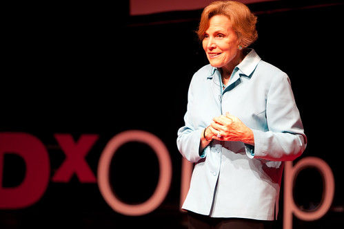Sylvia Earle - TEDx Oil Spill - Washington, DC