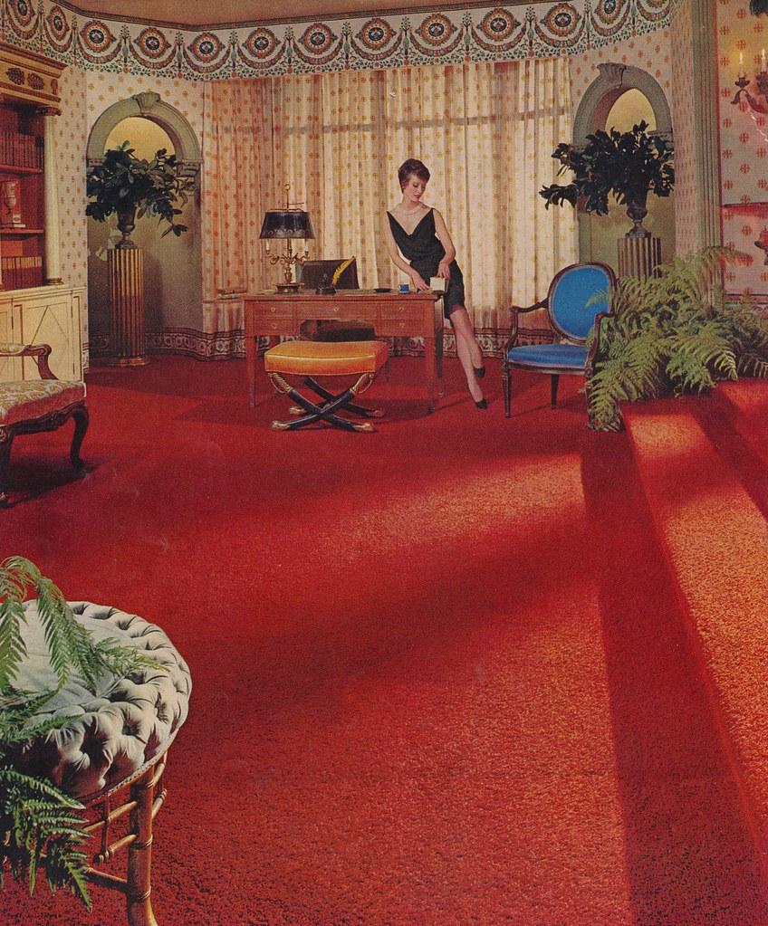 Karastan's Color Mastery In Rugs and Broadloom