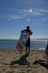 Brneferieselskabet 2006 (Appaz Photography ) Tags: ocean sea summer portrait people beach nature water strand canon children denm