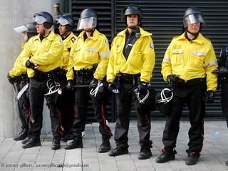 Police, Toronto G20