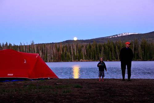 Big Lake camping 018