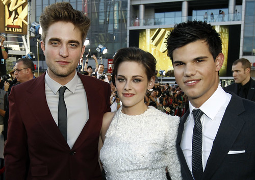 Twilight Saga: Eclipse Premiere (AP Photo/Matt Sayles)