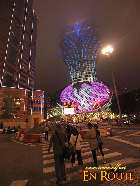 Macau Night Walk