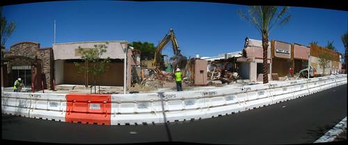 Palm Drive Demolition (1)