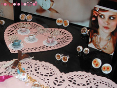Fashion Camp - Le Chou Chou, Les Madeleines (non solo Kawaii) Tags: italy milan cute cup fashion hub vintage stand italia tea lace alice milano moda jewelry bijoux romance bijou retro ring jewellery rings kawaii romantic biscuits accessories earrings jewels wonderland tazzina romantico doily saucer teaparty centrino jewel biscotti aliceinwonderland 2010 pizzo tazza accessory shabby gioielli t anello anelli alicenelpaesedellemeraviglie accessori orecchini gioiello piattino accessorio littlecup lesmadeleines fashioncamp lechouchou annapaolarapacciuolo