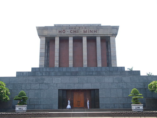 巴亭廣場胡志明陵寢