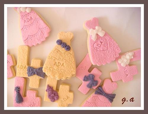 4 yaş doğumgünü kurabiyeleri