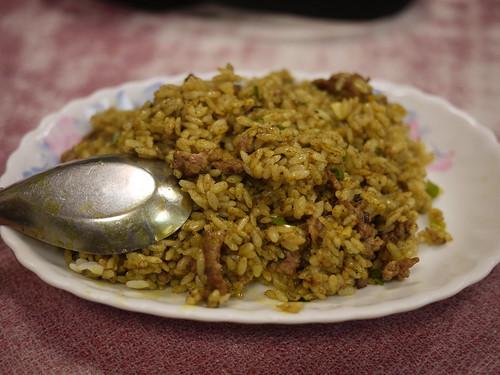 金春發 - 咖哩牛肉炒飯