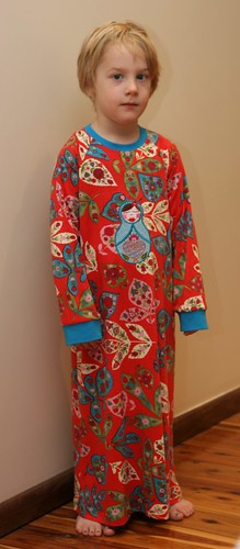 nesting doll nightdress