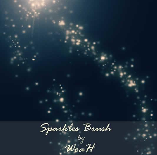 Sparkles Brush - Pulsa en la imagen para descargar