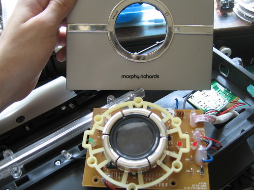 Morphy Richards - Front Panel Controller