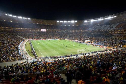 Inside Soccer City 2