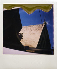 chimney (Kenneth McNeil) Tags: film analog polaroid sx70 sydney australia oldschool australien sonar pola 2010 polaroidsx70 onestep sx70film sonaronestep kennethmcneil summer2010