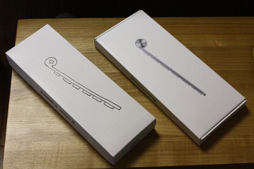 Apple Wireless Keyboard (Bluetooth)