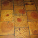 Floor at Square Root cafe
