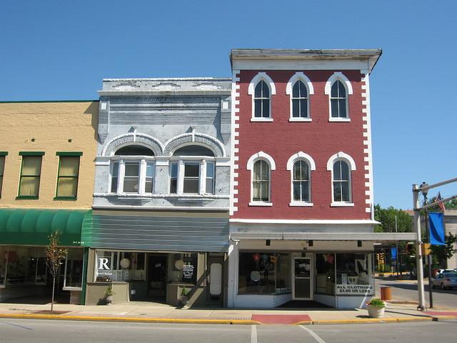 Downtown Seymour