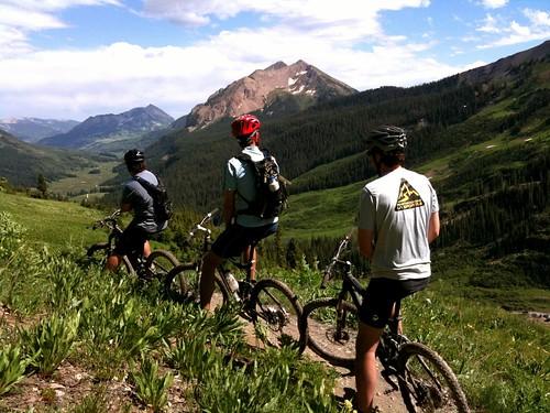 401 Trail in Colorado.